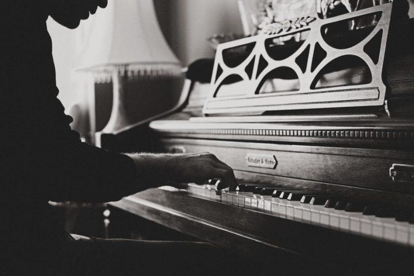 Muziek tijdens de uitvaart